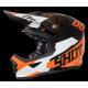 Casque de motocross enfant SHOT SPECTRE orange