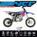 Kit deco FACTORY pit bike YCF BIGY