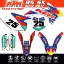 KIT DECO KTM 85SX FACTORY