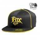 Casquette fox-racing equilibrium BLACK