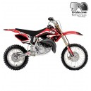 Kit deco Honda CR 85 flu Designs