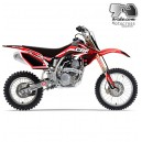 Kit deco Honda CRF 150 Flu Designs