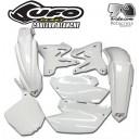 Kit plastique Yamaha YZ125-YZ250 Blanc