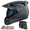 Casque route ICON VARIANT BATTLESCAR