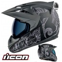 Casque route ICON VARIANT CONSTRUCT HARD LUCK