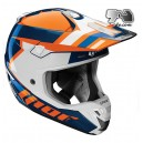 Casque motocross THOR-VERGE SCENDIT